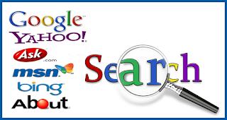cara kerja mesin pencari