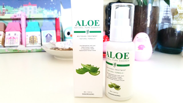 Tosowoong Aloe Natural Pure Essence