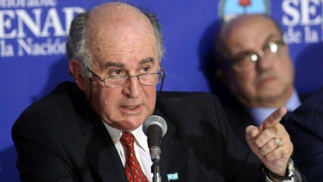 Oscar Parrilli: Hay un nuevo Plan Cóndor de EEUU en Argentina