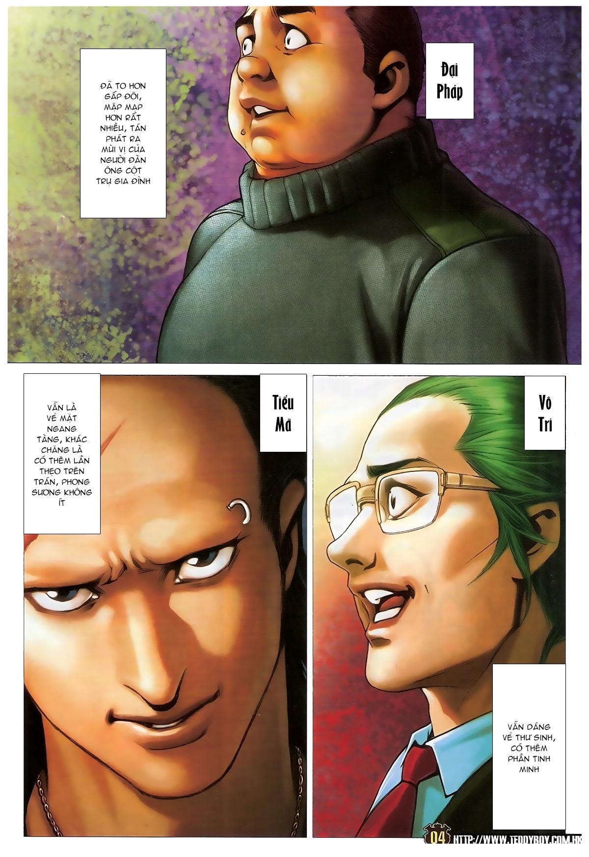 Người Trong Giang Hồ - Chapter 1573: Chuyện bên bếp lẩu - Pic 3