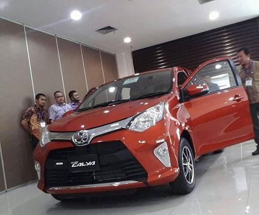 Harga Toyota Calya Surabaya 2016