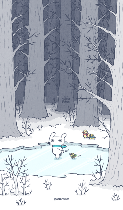 Hey Bu!-Secret Forest ver.13