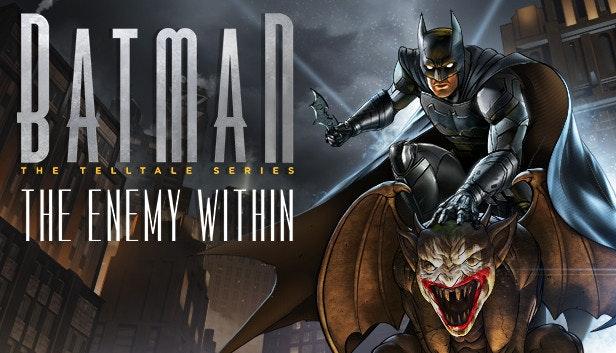 Batman The Enemy Within APK OBB FULL