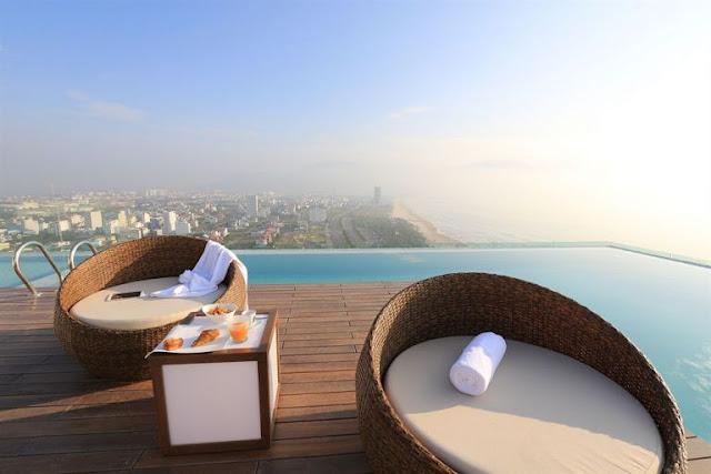 khách sạn đà nẵng ven biển alacarte