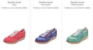 zapatillas para mujer en varios colores