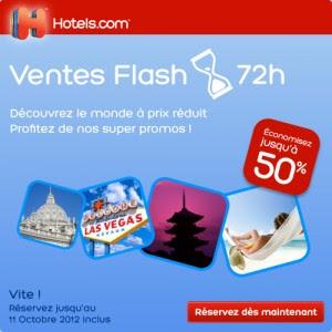 72 h de vente flash - Hôtels de luxe - Hotels.com