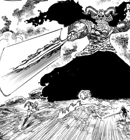 Manga Nanatsu no Taizai Chapter 284: Api Penyucian