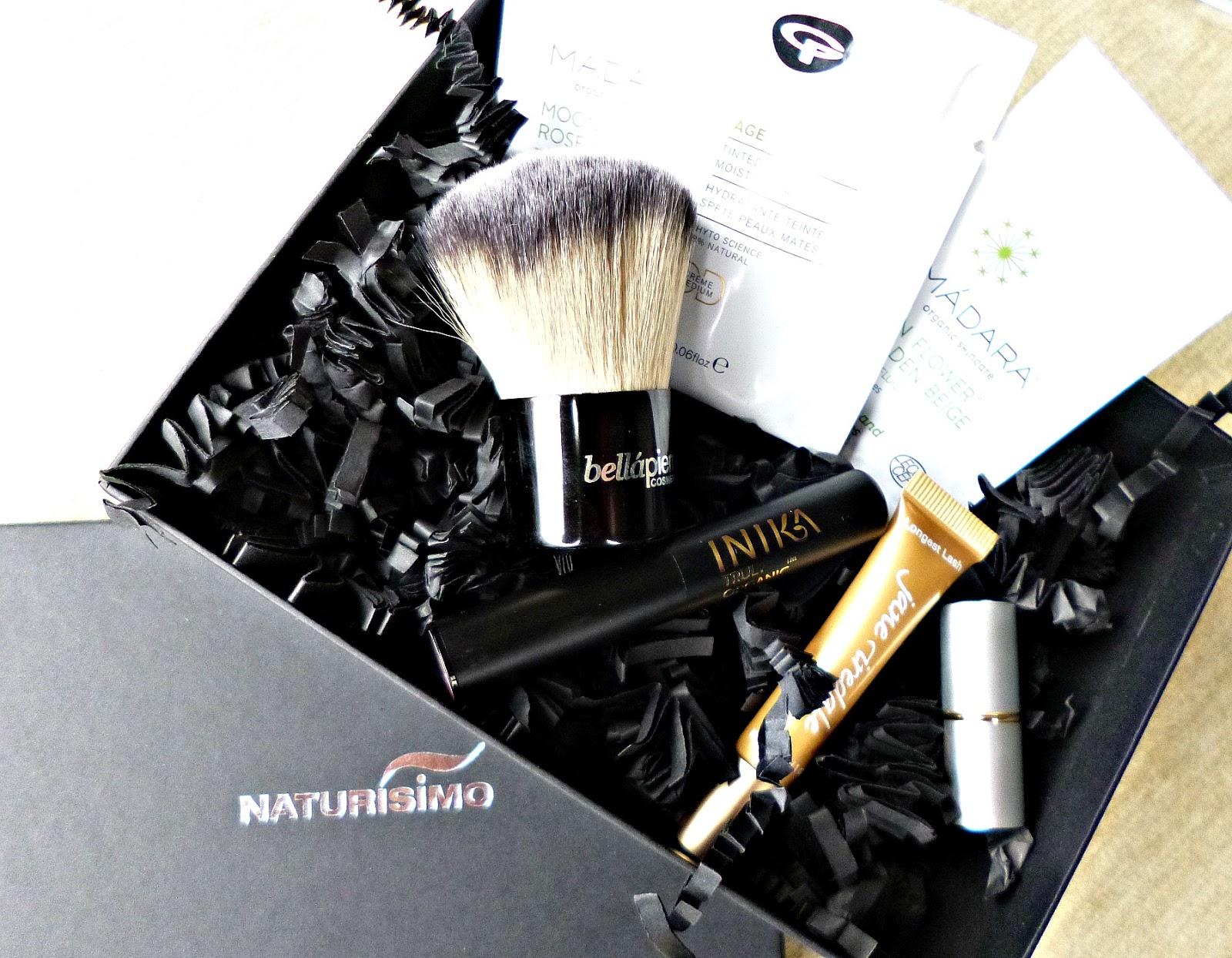 Naturisimo Kiss and Make up discovery box