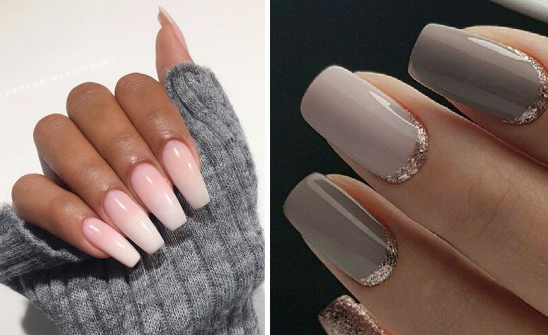 The Easy Way to Figure Out Which Nail Shape Looks Best on You