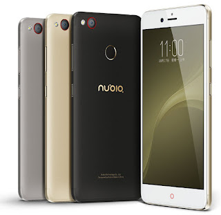 Nubia Z11 Mini S with Snapdragon 625, 23MP Rear Camera Launched in India for Rs 16,999