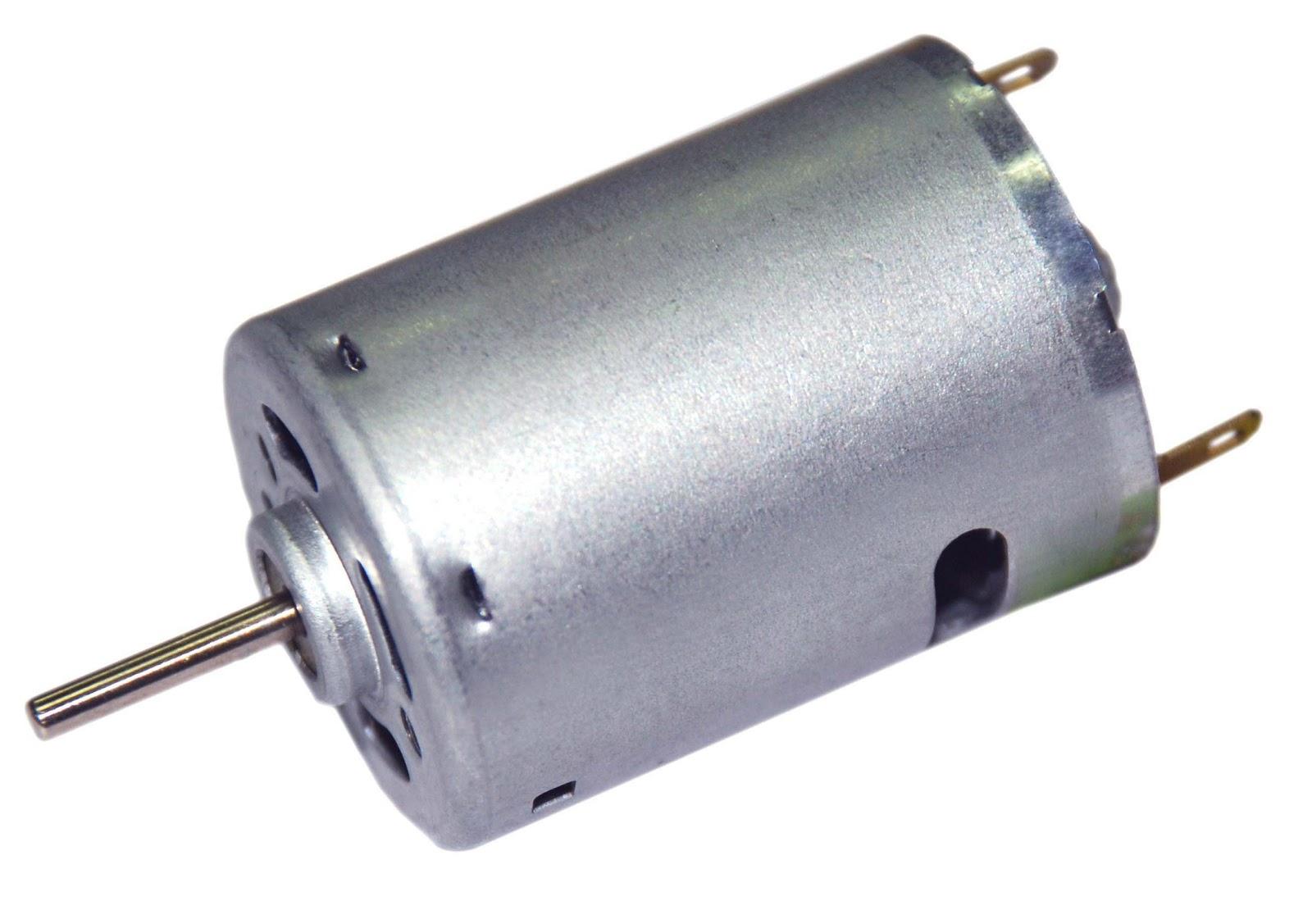 Brushed dc motor fundamentals