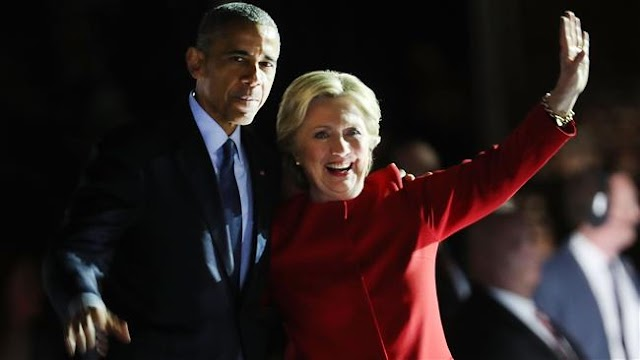 Barack Obama, Hillary Clinton set to address Americans after 2016 defeat by Donald Trump