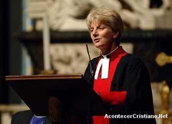 Quienen mujeres obispos en Iglesia Anglicana