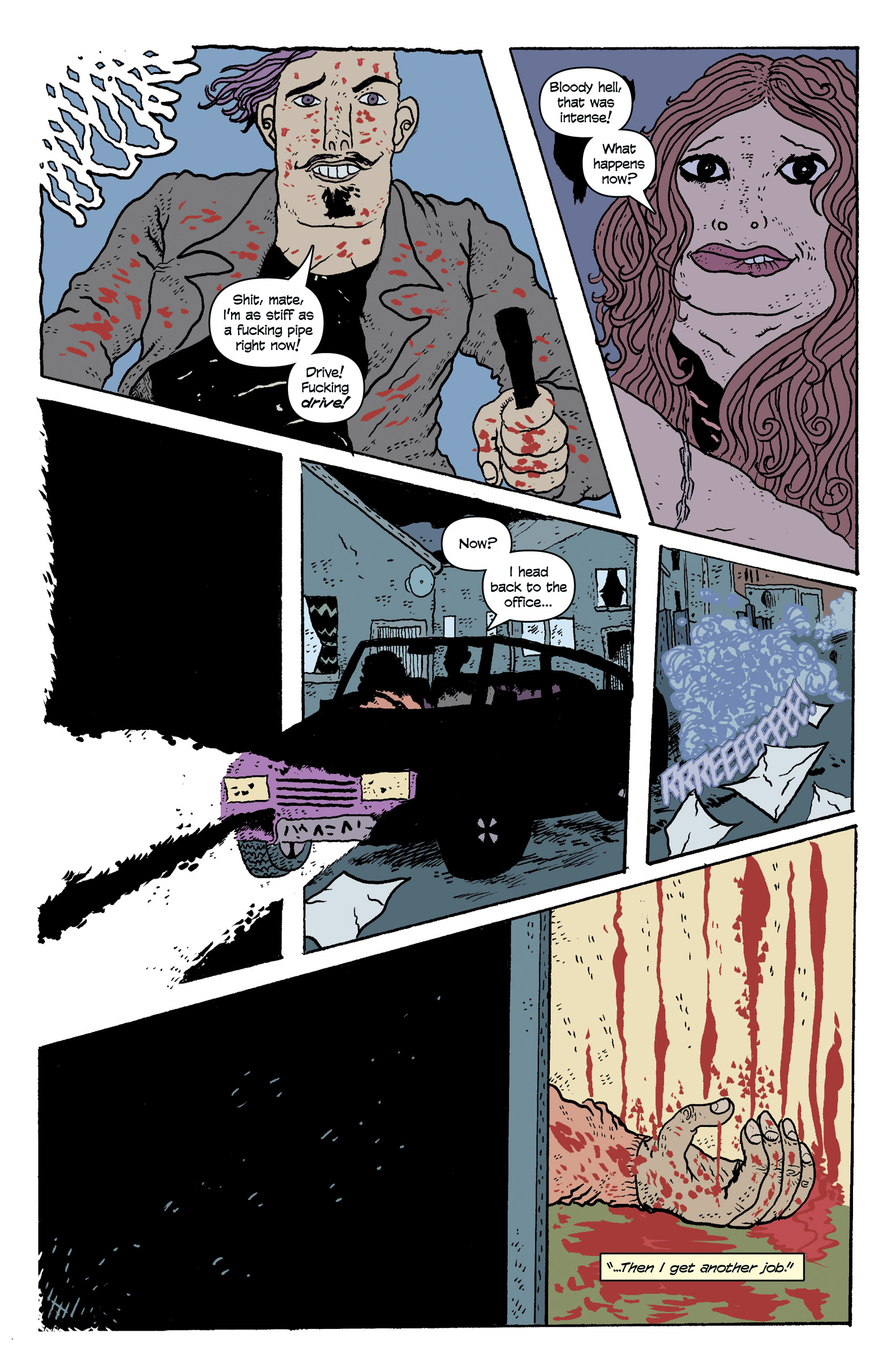 Read online And Then Emily Was Gone comic -  Issue #1 - 18