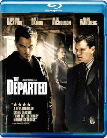 The Departed 2006 Dual Audio Hindi 720p 480p BRRip 1.1GB And 450MB