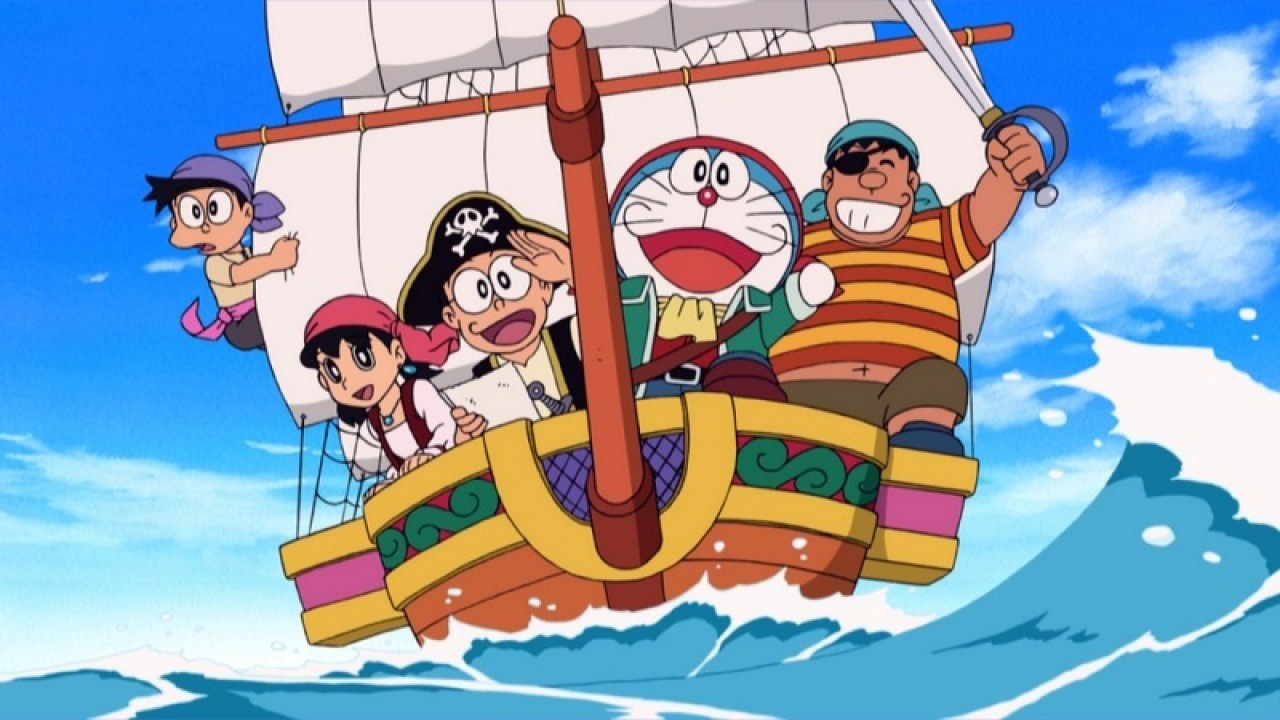 Doraemon Movie 38: Nobita No Takarajima Subtitle Indonesia