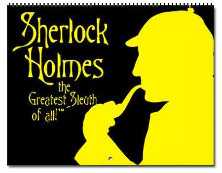 Atomic kommie comics 2016 07 03 sherlock holmes the greatest sleuth of all fandeluxe Choice Image