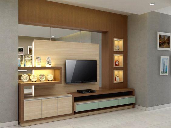 Amazing Architecture u Design Best Units Designs Around TV