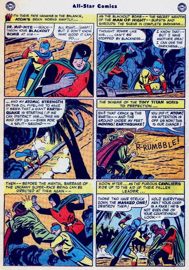 Read online All-Star Comics comic -  Issue #52 - 26