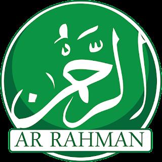Ar Rohman Logo - image by www.ijoireka.com