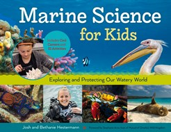 Marine Science for Kids  cover