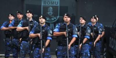 GCM de Goiânia (GO) armada resultou em menos mortes