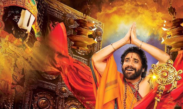 Nagarjuna's Om Namo Venkatesaya First Look