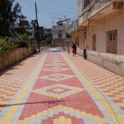 Desain Perumahan: 50 Contoh Gambar Motif Paving Block Terbaru