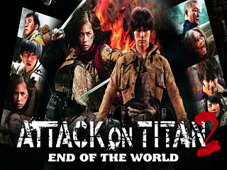 Download Film Attack on Titan Part 2: End of the World (2015) Bluray 720p Subtitle Indonesia
