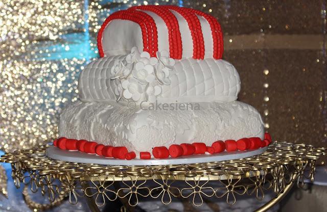 traditional wedding cake, traditional wedding, nigerian wedding, wedding cake