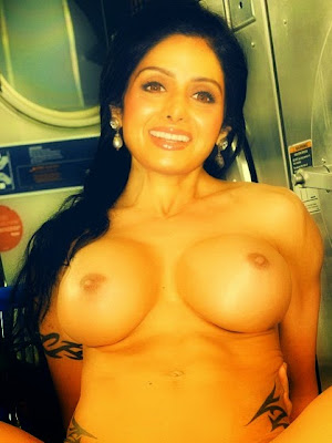 Nude Sridevi Boobs fake