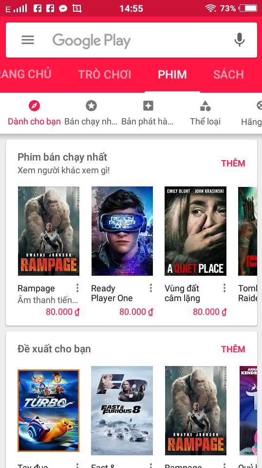 Ch Play APK - kho ứng dụng đỉnh cao của Google 3