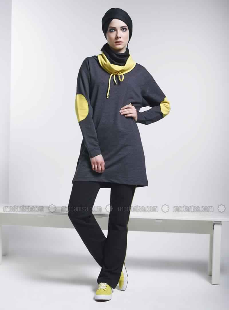 hijab style tenue de sport pour femme voil e tr s fashion hijab et voile mode style mariage. Black Bedroom Furniture Sets. Home Design Ideas