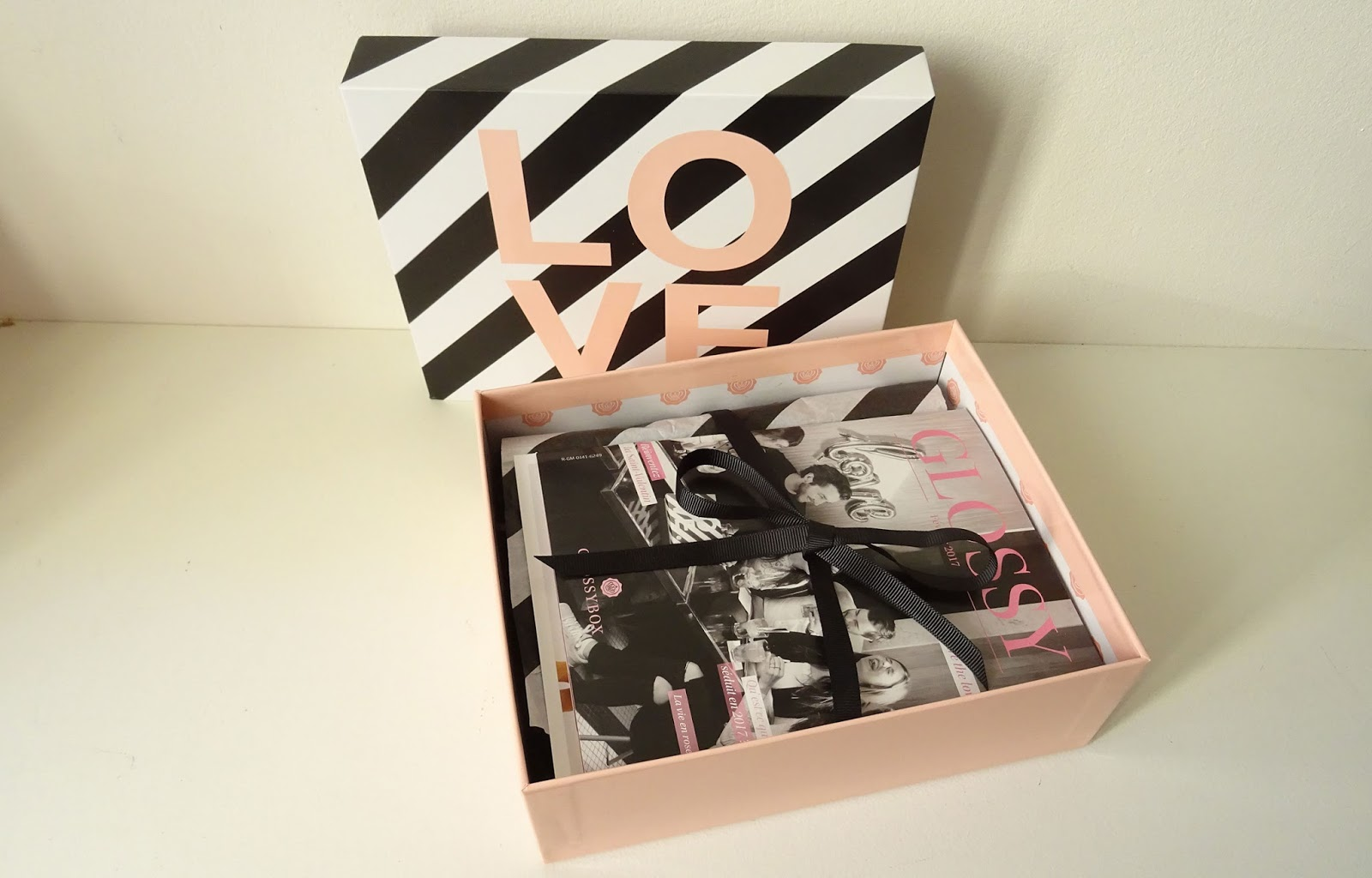 Glossybox Février 2017 : Share the love