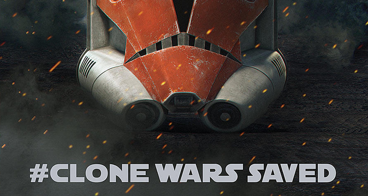 Star Wars: The Clone Wars return