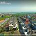 Foto Aerial Rumah Dijual di Greenhills Residence Malang (2 Foto)