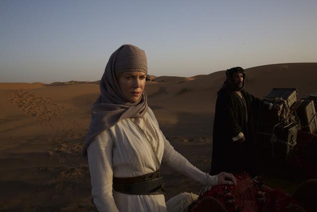 nicole kidman queen of the desert robert pattinson