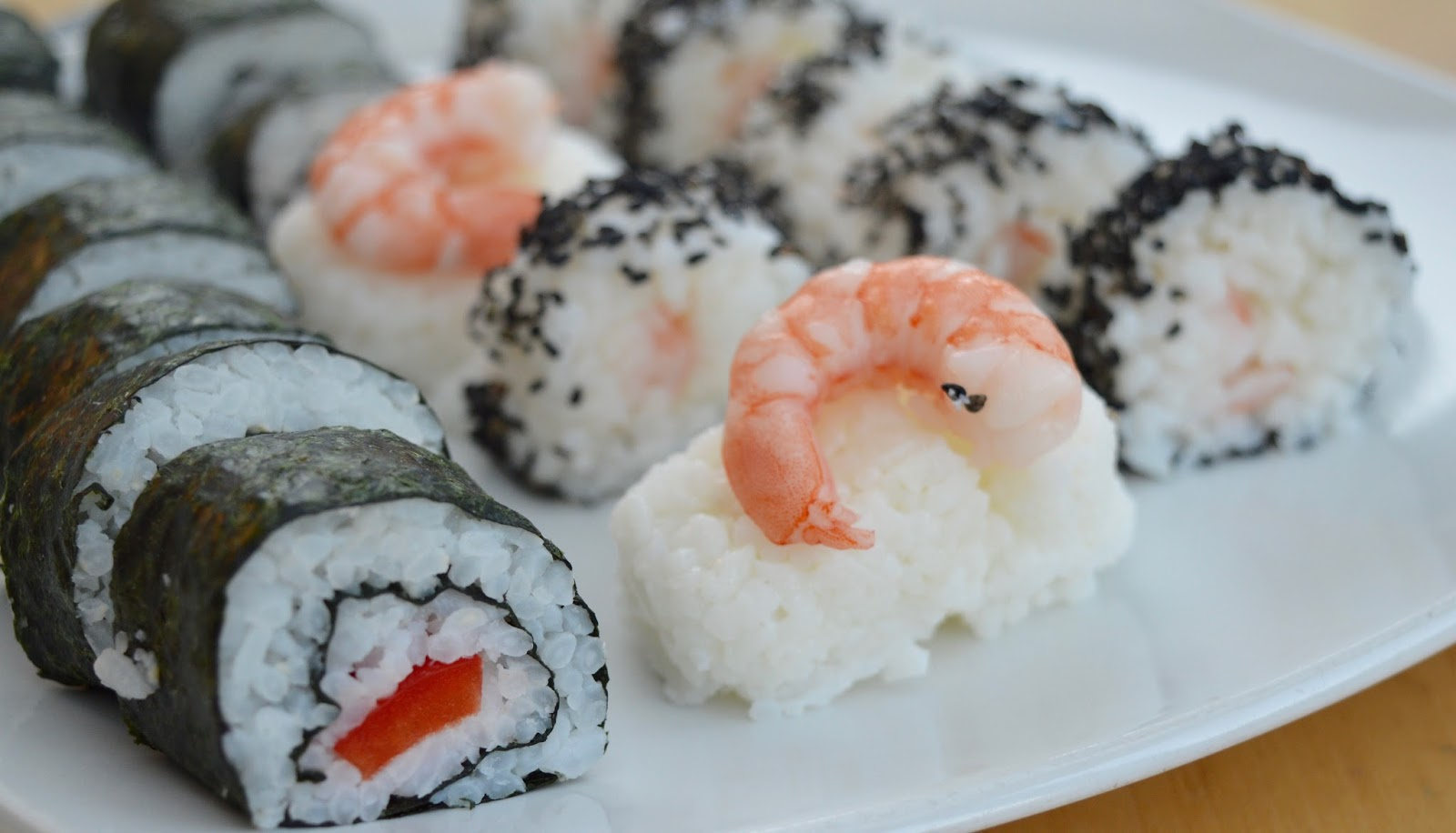 Sushi Making With Kids - A Tutorial for Beginners with Yutaka - homemade sushi recipe