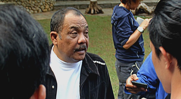 Eka Santosa Bantah Jadi Dewan Kehormatan KONI Jabar 2018-2022