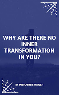 No Inner Transformation In You