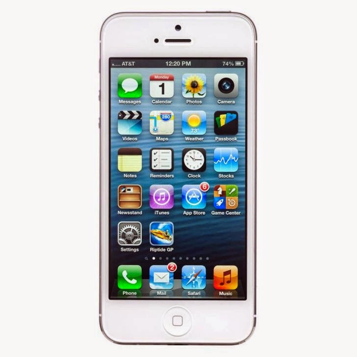 Apple Terbaru iPhone 5 - 16 GB