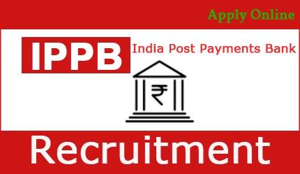 ippb recruitment 2016 - indiapost.gov.in ippb online apply