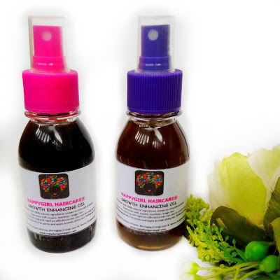 NAPPYGIRL GROWTH OIL