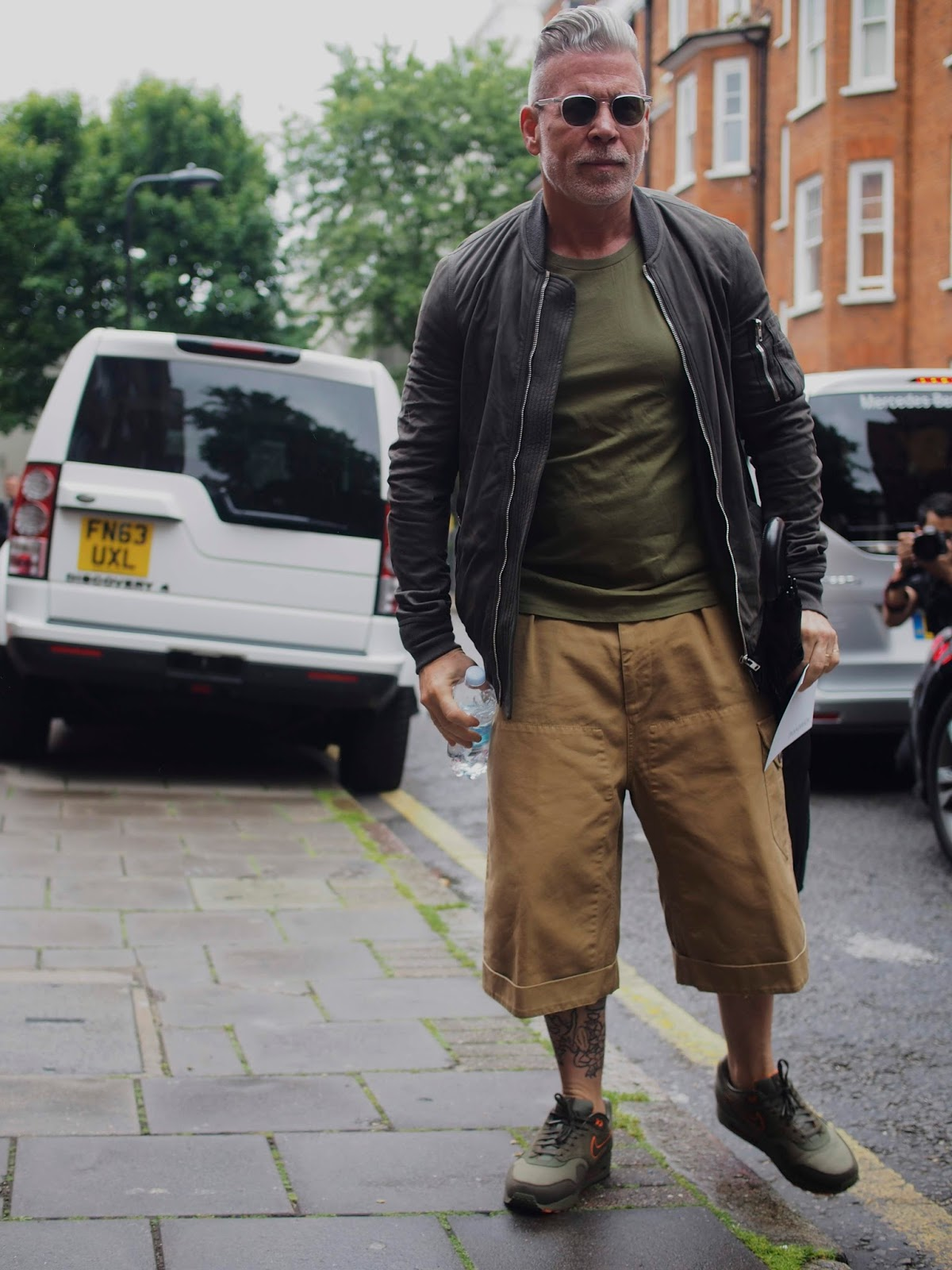 London Fashion by Paul: Street Muses...Nick Wooster at LCM ...