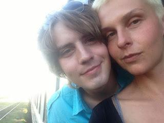 Мария Столярова и Денис Вишневский