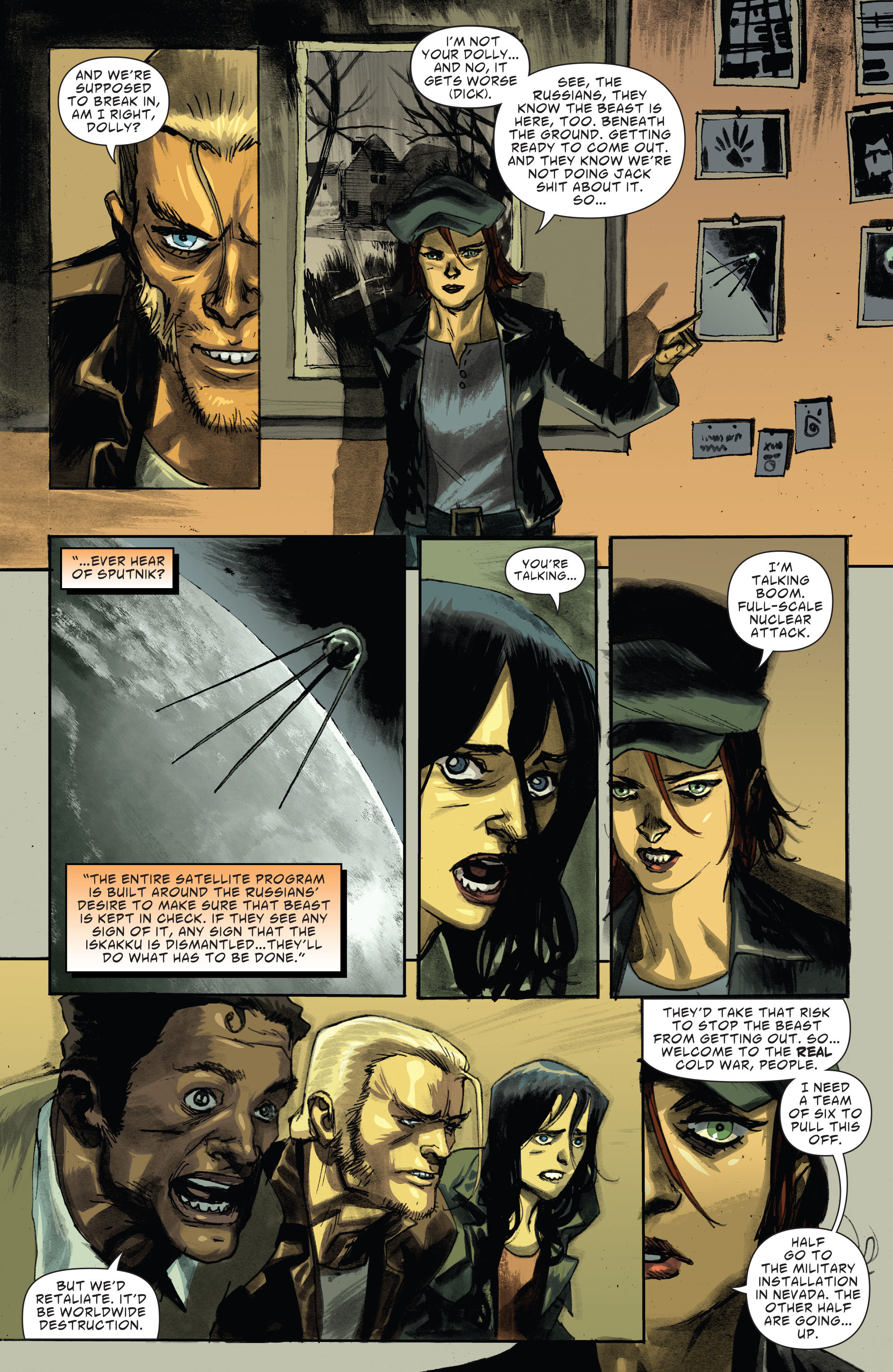 Read online American Vampire: Second Cycle comic -  Issue #6 - 18