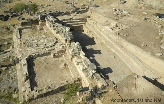 Hierápolis, puertas del infierno
