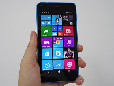 Thay mặt kính lumia 640 chính hãng
