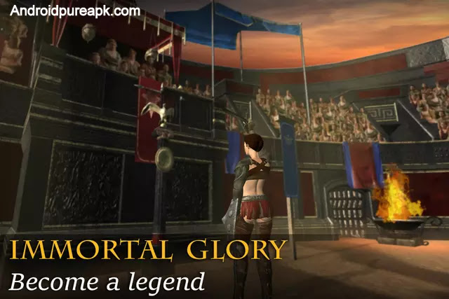 Gladiators: Immortal Glory Apk