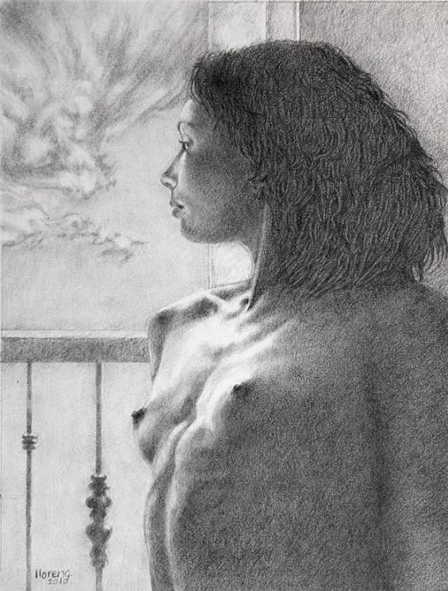 Испанский художник. Llorenc Martinez Aragones
